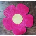 Fiore in polistirolo colorato