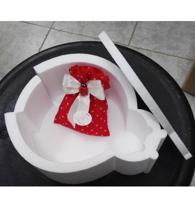 Coccinella porta confetti