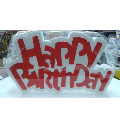 Scritta HAPPY BIRTHDAY