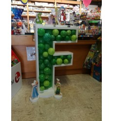 Lettera /numero porta palloncini